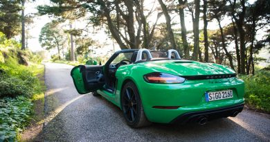 Porsche 718 Boxster GTS 4.0 Fahrbericht: Wirklich (noch) besser als 981 GTS?