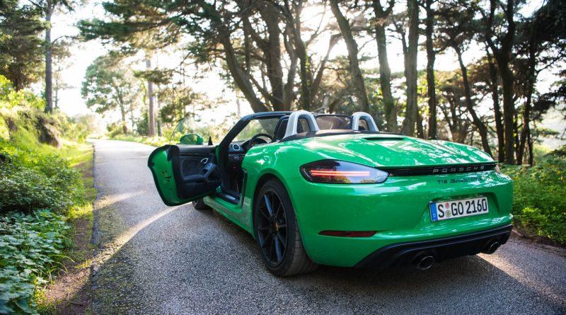 Porsche 718 Boxster GTS 4.0 400 PS im Fahrbericht und Test AUTOmativ.de Benjamin Brodbeck 40 800x445 - Porsche 718 Boxster GTS 4.0 Fahrbericht: Wirklich (noch) besser als 981 GTS?