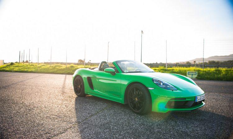 Porsche 718 Boxster GTS 4.0 400 PS im Fahrbericht und Test AUTOmativ.de Benjamin Brodbeck 45 750x450 - Porsche 718 Boxster GTS 4.0 Fahrbericht: Wirklich (noch) besser als 981 GTS?