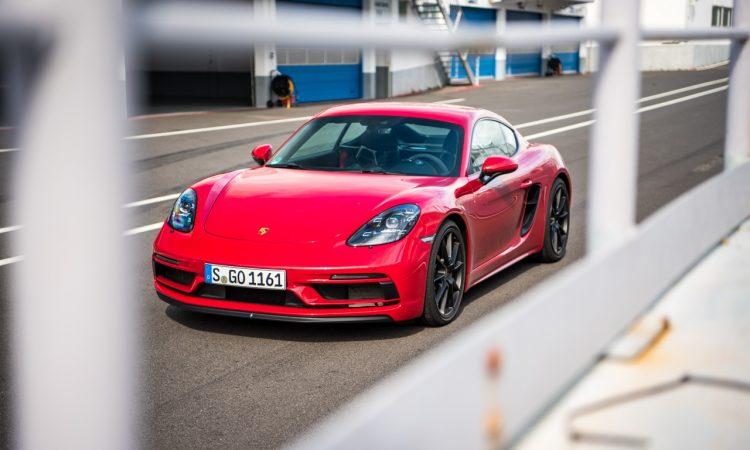 Porsche 718 Cayman GTS 4.0 Racetrack Rennstrecke Fahrbericht Test High Speed 400 PS AUTOmativ.de Benjamin Brodbeck 21 750x450 - Porsche 718 Cayman GTS 4.0 auf der Rennstrecke: Extrovertierter Feinfühler