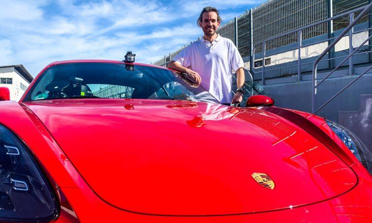 Porsche 718 Cayman GTS 4.0 Racetrack Rennstrecke Fahrbericht Test High Speed 400 PS AUTOmativ.de Benjamin Brodbeck 5 750x450 - Porsche 718 Cayman GTS 4.0 auf der Rennstrecke: Extrovertierter Feinfühler
