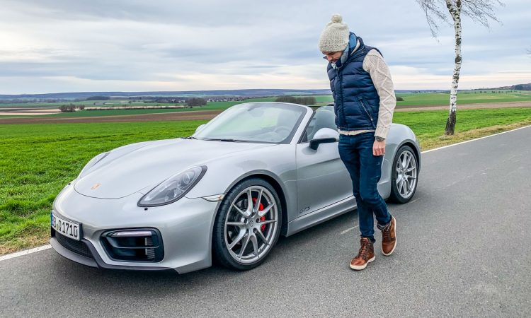 Porsche Boxster 981 GTS 1 2 750x450 - Porsche 718 Boxster GTS 4.0 Fahrbericht: Wirklich (noch) besser als 981 GTS?