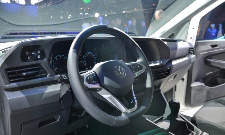 VW Caddy 2020 Weltpremiere 10 750x450 - VW Caddy 5 (2020): Das Alltagswerkzeug in neuem Mantel