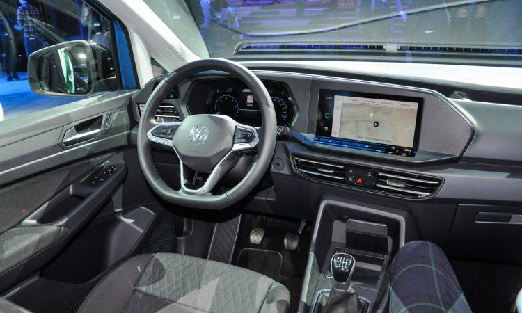 VW Caddy 2020 Weltpremiere 14 750x450 - VW Caddy 5 (2020): Das Alltagswerkzeug in neuem Mantel