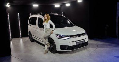 VW Caddy 2020 Weltpremiere 3 390x205 - VW Caddy 5 (2020): Das Alltagswerkzeug in neuem Mantel