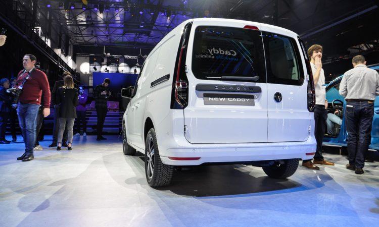 VW Caddy 2020 Weltpremiere 7 750x450 - VW Caddy 5 (2020): Das Alltagswerkzeug in neuem Mantel