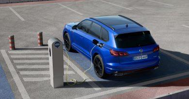 Das ist der neue VW Touareg R mit Porsche-Hybrid und 462 PS!