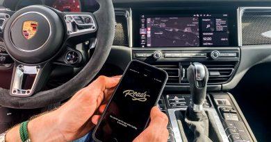 Roads by Porsche: Eine App für die schönsten Routen und Straßen