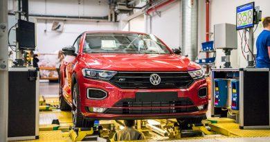 Cabrio-Tradition: VW T-Roc Cabriolet Produktion im Werk Osnabrück