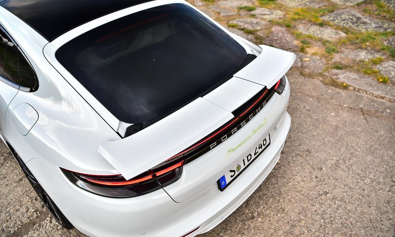 230k Porsche Panamera Turbo S e hybrid 2020 10 Optionen für 680 PS Exklusivitaet 13 - 230k Porsche Panamera Turbo S e-hybrid 2020: Technik und Optionen für 680 PS Exklusivität