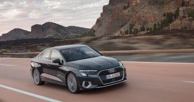 Audi A3 Limousine 1 390x205 - Audi A3 Limousine (2020) - Klappe, die Zweite