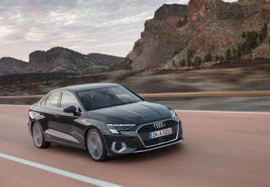 Audi A3 Limousine (2020) – Klappe, die Zweite