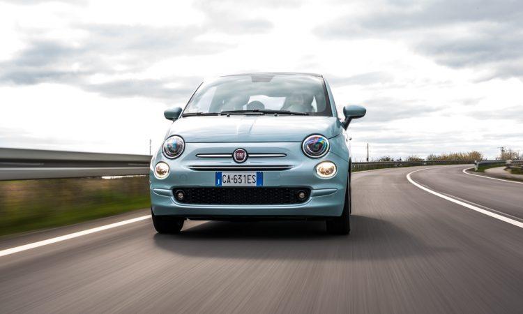 Fiat 500 Hybrid 2020 im Fahrbericht und Test AUTOmativ.de 62 750x450 - Fiat 500 Hybrid im Fahrbericht: Passt Hybrid zum 500er?