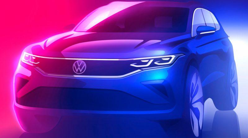 Neuer VW Tiguan 2020 Skizze 800x445 - 10 Fakten zum neuen VW Tiguan 2020, die Sie brennend interessieren werden!