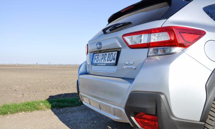 Subaru XV e Boxer Fahrbericht und Test AUTOmativ.de Ilona Farsky 14 750x450 - Fahrbericht Subaru XV e-Boxer: Mit dem Hybrid durch den Schlamm statt zum Biomarkt