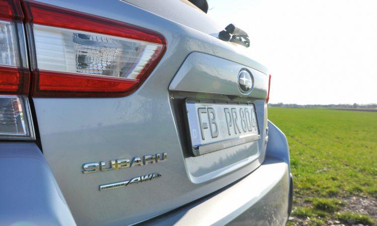 Subaru XV e Boxer Fahrbericht und Test AUTOmativ.de Ilona Farsky 15 750x450 - Fahrbericht Subaru XV e-Boxer: Mit dem Hybrid durch den Schlamm statt zum Biomarkt