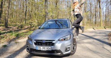 Subaru XV e Boxer Fahrbericht und Test AUTOmativ.de Ilona Farsky 18 390x205 - Fahrbericht Subaru XV e-Boxer: Mit dem Hybrid durch den Schlamm statt zum Biomarkt
