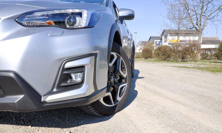 Subaru XV e Boxer Fahrbericht und Test AUTOmativ.de Ilona Farsky 6 750x450 - Fahrbericht Subaru XV e-Boxer: Mit dem Hybrid durch den Schlamm statt zum Biomarkt