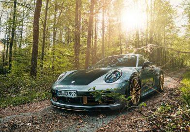 TechArt schießt scharf – Leistungssteigerung für das Porsche 911 Coupé (992)