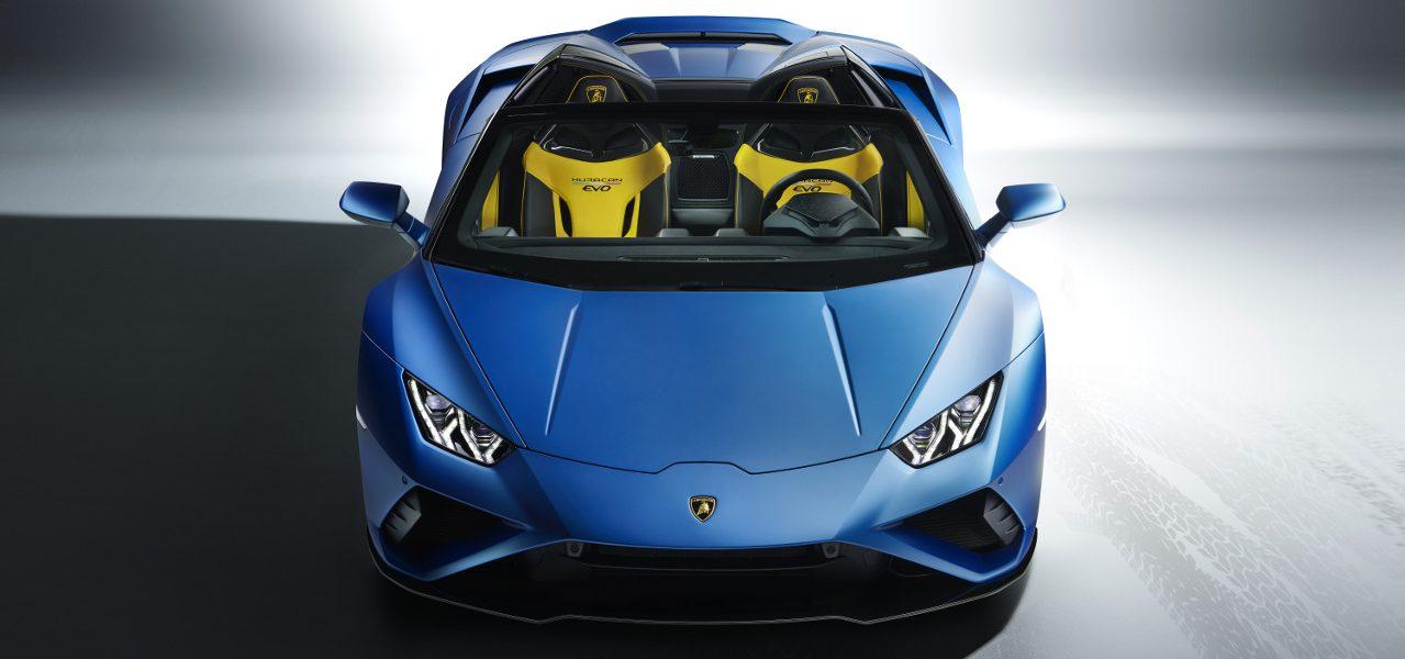 Lamborghini Huracan EVO RWD Spyder (2020) – Freiluft-Vergnügen mit Heckantrieb