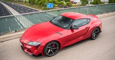 Toyota GR Supra 3.0 2020 Sportwagen Test und Fahrbericht AUTOmativ.de Benjamin Brodbeck 32 390x205 - Kann der Toyota Supra 3.0 Langstrecke? 1.000 Km-Test!