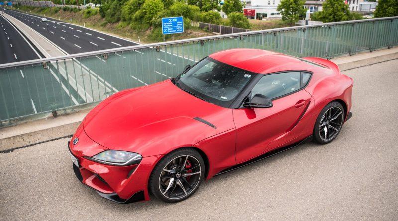 Toyota GR Supra 3.0 2020 Sportwagen Test und Fahrbericht AUTOmativ.de Benjamin Brodbeck 32 800x445 - Kann der Toyota Supra 3.0 Langstrecke? 1.000 Km-Test!