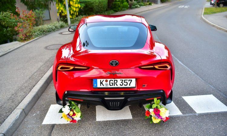 """Toyota Supra 3.0 im Test und Fahrbericht AUTOmativ.de Muttertag Benjamin Brodbeck 14 750x450 - Mit der Supra niemals: """"Don't be late for mother's day!"""""""