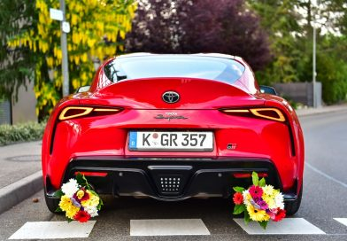 """Mit der Supra niemals: """"Don't be late for mother's day!"""""""