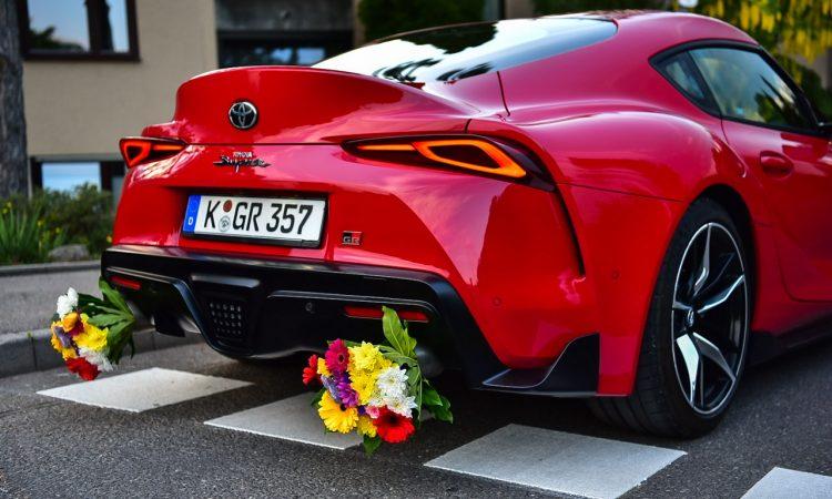 """Toyota Supra 3.0 im Test und Fahrbericht AUTOmativ.de Muttertag Benjamin Brodbeck 5 750x450 - Mit der Supra niemals: """"Don't be late for mother's day!"""""""