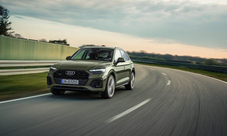 Audi Q5 2020 Neuvorstellung AUTOmativ.de 10 750x450 - Audi Q5 Facelift mit OLED-Technologie kommuniziert mit Ampeln