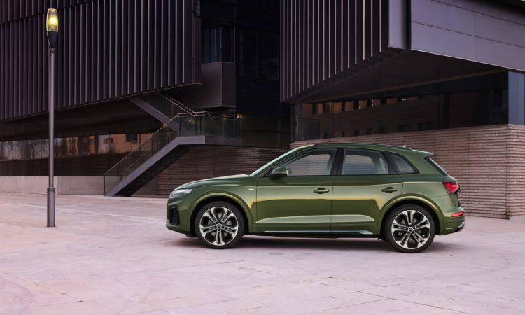 Audi Q5 2020 Neuvorstellung AUTOmativ.de 15 750x450 - Audi Q5 Facelift mit OLED-Technologie kommuniziert mit Ampeln
