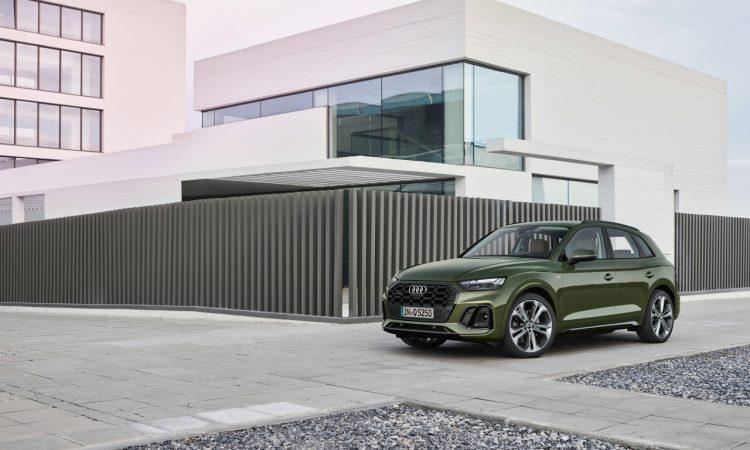 Audi Q5 2020 Neuvorstellung AUTOmativ.de 18 750x450 - Audi Q5 Facelift mit OLED-Technologie kommuniziert mit Ampeln