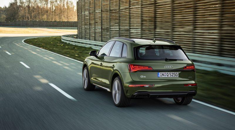 Audi Q5 Facelift Mit Oled Technologie Kommuniziert Mit Ampeln Automativ De Das Auto Magazin
