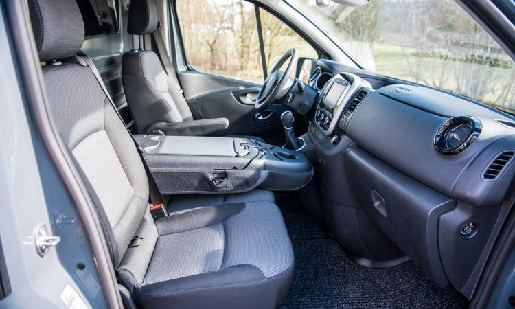 Neuer Renault Trafic 2020 L2H1 dCi 145 EDC im Alltagstest AUTOmativ.de Benjamin Brodbeck 10 750x450 - Neuer Renault Trafic (2020) L2H1 dCi 145 EDC im Alltagstest