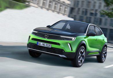 Neuer Opel Mokka X jetzt ohne X und auch als Mokka-e!