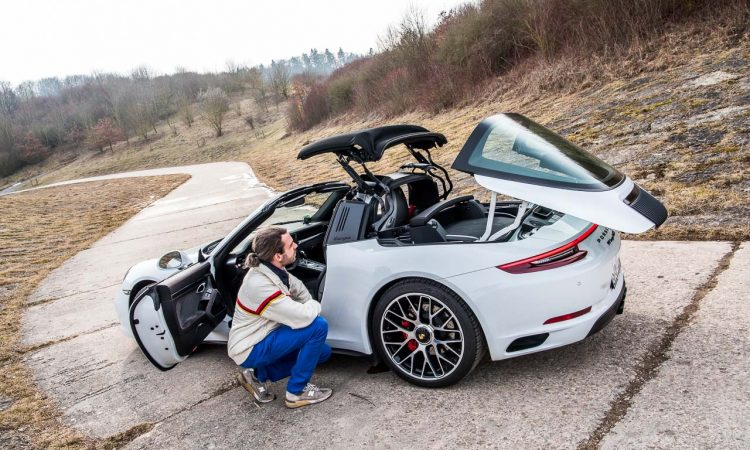 Porsche 911 Targa 4 GTS im Test Fahrbericht AUTOmativ.de Benjamin Brodbeck 23 750x450 - Porsche 911 (991.2) Targa 4 GTS im Fahrbericht: Wölb-Glas-Transformer
