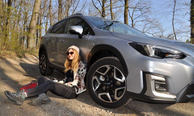 Subaru XV e Boxer Test AUTOmativ.de Ilona Farsky 1 750x450 - Langstrecke mit dem Subaru XV 2.0ie e-Boxer: Nur milde sparsam