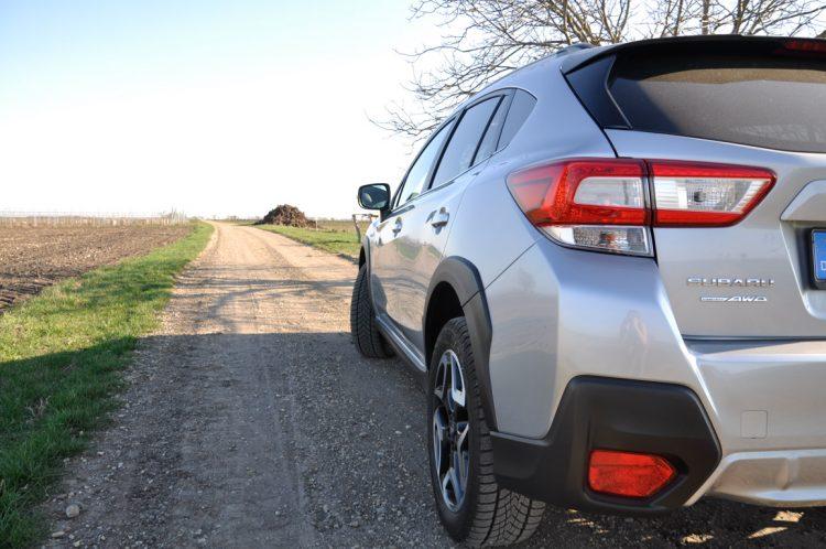 Subaru XV e Boxer Test AUTOmativ.de Ilona Farsky 3 750x498 - Langstrecke mit dem Subaru XV 2.0ie e-Boxer: Nur milde sparsam