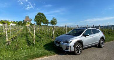 Subaru XV e Boxer Test AUTOmativ.de Ilona Farsky 8 390x205 - Langstrecke mit dem Subaru XV 2.0ie e-Boxer: Nur milde sparsam