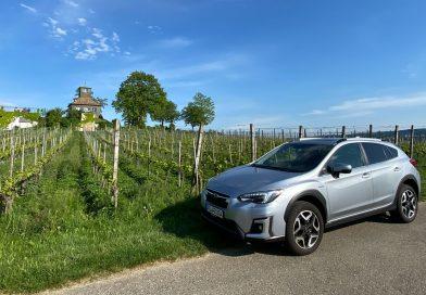 Langstrecke mit dem Subaru XV 2.0ie e-Boxer: Nur milde sparsam