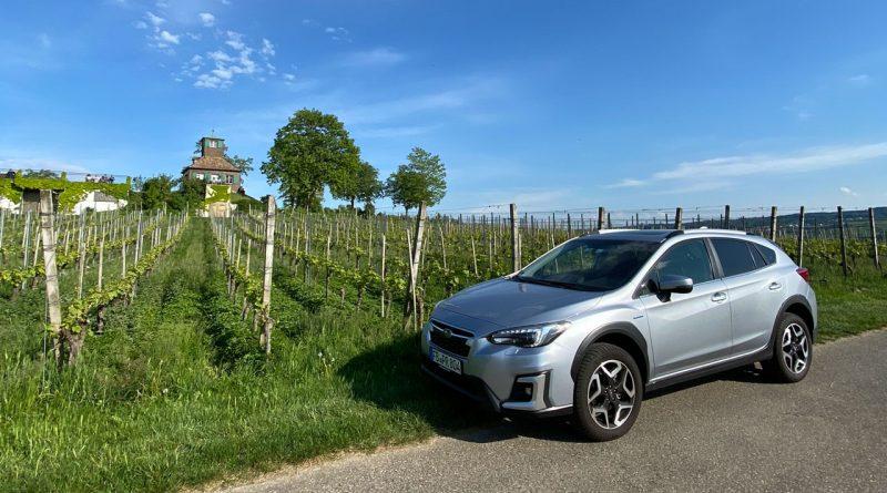 Subaru XV e Boxer Test AUTOmativ.de Ilona Farsky 8 800x445 - Langstrecke mit dem Subaru XV 2.0ie e-Boxer: Nur milde sparsam
