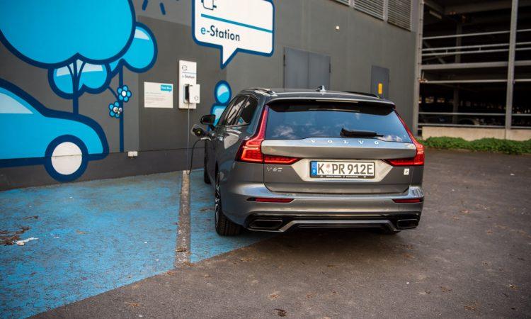 Volvo V60 Polestar Engineered Power Hybrid im Test und Fahrbericht Benjamin Brodbeck AUTOmativ.de 24 750x450 - Volvo V60 T8 Polestar Engineered (PHEV) Test: 405 PS starker Schweden-Stahl