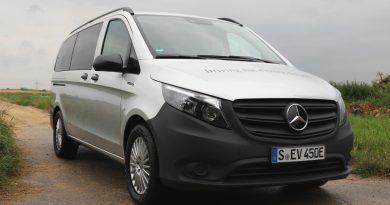 Mercedes-Benz Vito und eVito Tourer im Test: Des Handwerker's Liebling