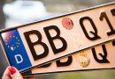 Kfz Kennzeichen Wunschkennzeichen 130x90 - Mercedes-Benz Vito und eVito Tourer im Test: Des Handwerker's Liebling