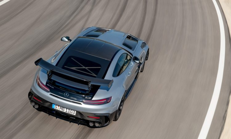 Mercedes AMG GT Black Series 1 750x450 - Mercedes-AMG GT Black Series - Why? Because Racecar!