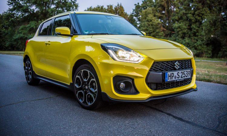 Suzuki Swift Sport Hybrid im Test und Fahrbericht AUTOmativ.de Benjamin Brodbeck 11 750x450 - Test Suzuki Swift Sport 2019 (140 PS): Kein Mild-Hybrid, kein OPF - Juhu!