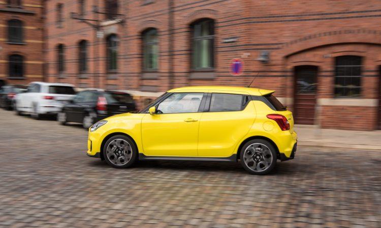 Suzuki Swift Sport Hybrid im Test und Fahrbericht AUTOmativ.de Benjamin Brodbeck 19 750x450 - Test Suzuki Swift Sport 2019 (140 PS): Kein Mild-Hybrid, kein OPF - Juhu!