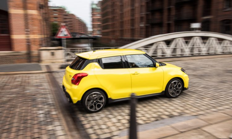 Suzuki Swift Sport Hybrid im Test und Fahrbericht AUTOmativ.de Benjamin Brodbeck 21 750x450 - Test Suzuki Swift Sport 2019 (140 PS): Kein Mild-Hybrid, kein OPF - Juhu!