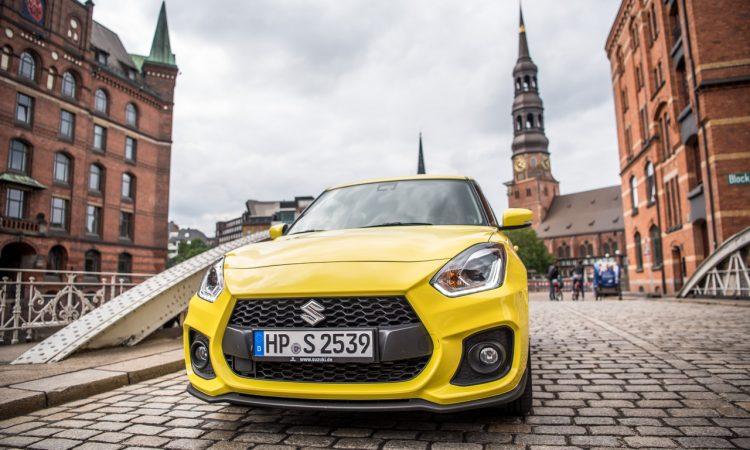 Suzuki Swift Sport Hybrid im Test und Fahrbericht AUTOmativ.de Benjamin Brodbeck 26 750x450 - Test Suzuki Swift Sport 2019 (140 PS): Kein Mild-Hybrid, kein OPF - Juhu!