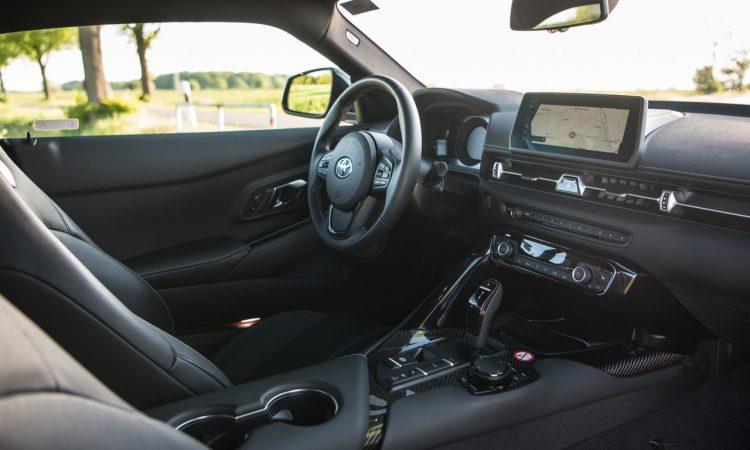 Toyota GR Supra 3.0 2020 Sportwagen Test und Fahrbericht AUTOmativ.de Benjamin Brodbeck 22 750x450 - Toyota GR Supra 3.0 (2020): Zu viel BMW? 718-Alternative? Fahrbericht!